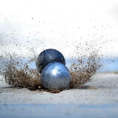 Réaliser un terrain de pétanque (sable)